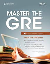 Master the GRE: Practice Test 3: Practice Test 3 of 4, Edition 20