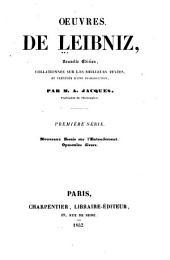 Œuvres de Leibniz: Volume1