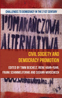 Civil Society and Democracy Promotion PDF