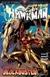 The Savage Hawkman (2012-) #20