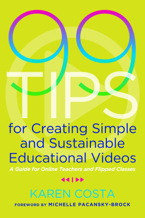 99 Tips for Creating Simple and Sustainable Educational Videos PDF