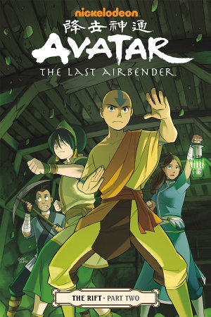 Avatar  The Last Airbender   The Rift Part 2