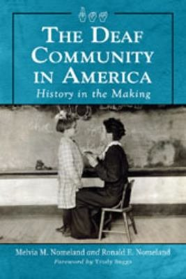 The Deaf Community in America