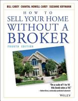 How to Sell Your Home Without a Broker PDF