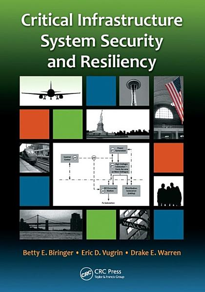 Critical Infrastructure System Security and Resiliency