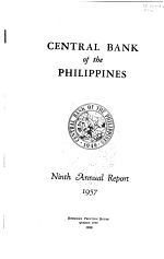 Central Bank of the Philippines Annual Report