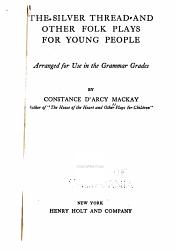 The Silver Thread Book PDF