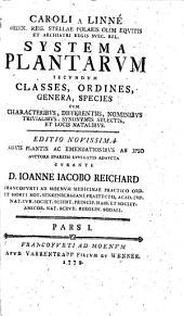 Caroli a Linné ... Systema plantarvm ...