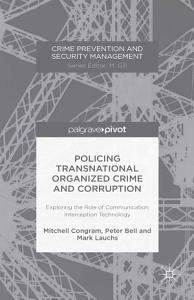 Policing Transnational Organized Crime and Corruption PDF