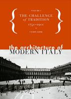 The Architecture of Modern Italy PDF