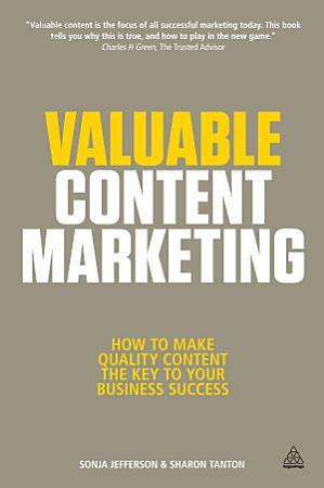 Valuable Content Marketing PDF