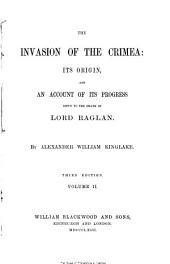 The Invasion of the Crimea: Invasion of the Crimea. 4th ed. 1863