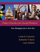 Policy Practice for Social Workers PDF