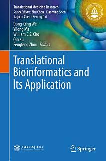 Translational Bioinformatics and Its Application Book