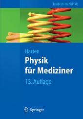 Physik für Mediziner: Eine Einführung, Ausgabe 13