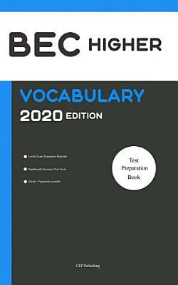 BEC Higher Vocabulary 2020 Edition PDF