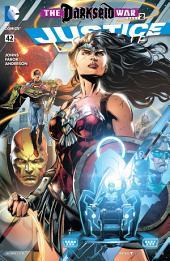 Justice League (2011-) #42