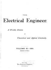 Electrical Engineer: Volume 11