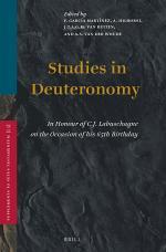 Studies in Deuteronomy