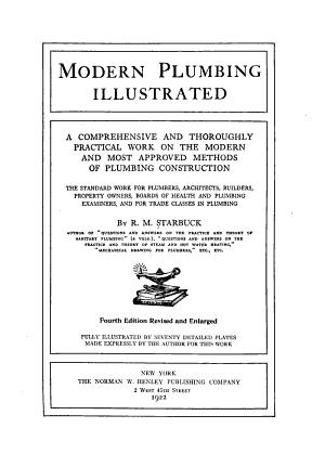 Modern Plumbing Illustrated PDF