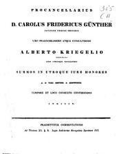Commentatio ad Titulum XL §3. legis iudiciariae recognitae: Volume 4