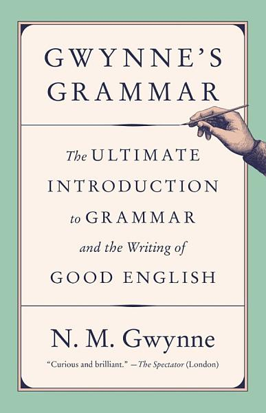 Download Gwynne s Grammar Book