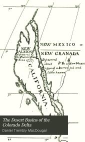 The desert basins of the Colorado Delta