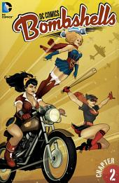 DC Comics: Bombshells (2015-) #2