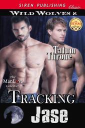 Tracking Jase [Wild Wolves 2]