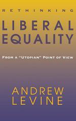 Rethinking Liberal Equality