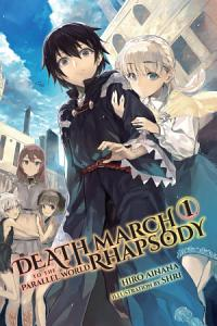 Death March to the Parallel World Rhapsody  Vol  1  light novel  Book