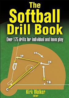 The Softball Drill Book Book