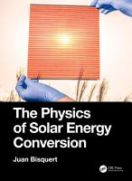 The Physics of Solar Energy Conversion PDF