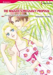 THE MAGNATE'S PREGNANCY PROPOSAL: Harlequin Comics