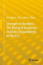 Strength in Numbers  The Rising of Academic Statistics Departments in the U  S  PDF
