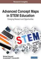 Advanced Concept Maps in STEM Education  Emerging Research and Opportunities PDF