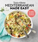 Taste of Home Mediterranean Made Easy