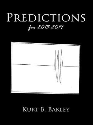 Predictions for 2013 2014 PDF