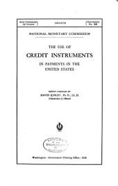 The Use of Credit Payments in Payments in the United States