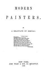 Modern Painters.-5 vol