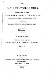The history of England: Volume 5