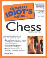 The Complete Idiot s Guide to Chess PDF