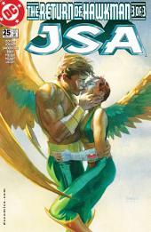 JSA (1999-) #25