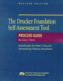 The Drucker Foundation Self Assessment Tool Process Guide PDF