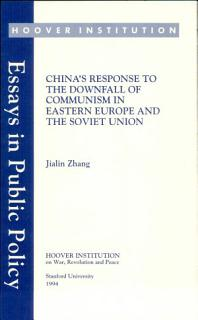 China s response to the downfall of Communism in Eastern Europe and the Soviet Union Book