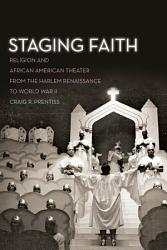 Staging Faith Book PDF
