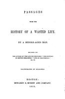 Passages from the History of a Wasted Life PDF