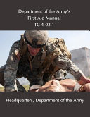 Department of the Army s First Aid Manual PDF