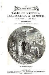 Tales of Mystery, Imagination & Humour: By Edgar Allan Poe