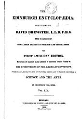 The Edinburgh encyclopaedia: Volume 14